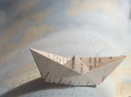Boats Atlas Origami hd Wallpaper